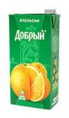 Сок Добрый апельсин/2л