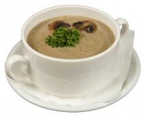 Суп похлебка грибная