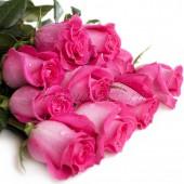 Роза Топаз розовая, 60 см.