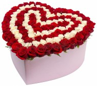 Шляпная коробка My love