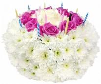 Тортик С Днем рождения!