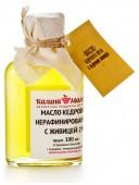 Масло Кедровое, нерафинированно, с живицей 2%