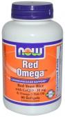 RED OMEGA/90 SOFTGELS