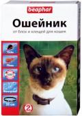Ошейник Beaphar д/кошек, 35 см.