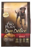 Pro Plan Duo Delice Adult д/собак, говядина/рис, 700 гр.