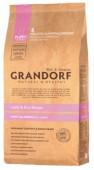 Grandorf Puppy All Breeds  д/щенков, ягненок/рис, 1 кг.