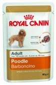 Royal Canin Poodle Adul д/собак, 85 гр.