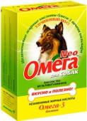 Омега Neo Биотин лакомство витаминное д/собак, 90 шт.