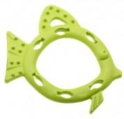 Игрушка Comfy Snack Рыбка зеленая, д/собак