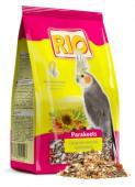 Rio корм в период линьки, д/средн. попугаев, 500 гр.