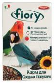 Fiory  корм д/средних попугаев Parrocchetti Africa, 800 гр.