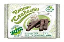 Батончики амарантовые на стевии  Умные Сладости, 110 гр.
