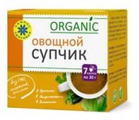 Суп пюре Овощной (пакетик), 30 гр.