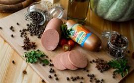 Колбаса вареная Классическая со вкусом Докторской, 0,4 кг.