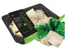 Вареники со шпинатом и тофу, 0,7 кг.