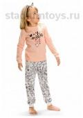 Пижама для для девочек Pelican WFAJP3031
