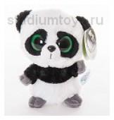 Игрушка мягкая Панда, 12 см.