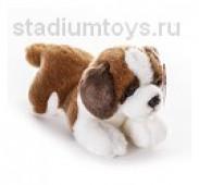Игрушка мягкая Сербернар щенок, 22 см.