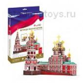 3D пазлы Рождественская церковь