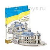 3D пазлы Одесский театр оперы и балета