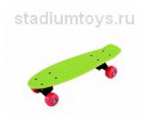 Скейтборд пластиковый  JP-YWHB-10 PP