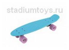 Скейтборд пластиковый JP-YWHB-11 PP