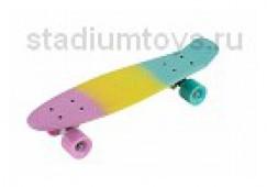 Скейтборд пластиковый JP-YWHB-12 PP