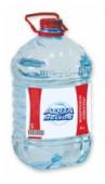 Вода Аквагелиос структурированная, 5 л.