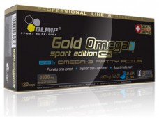 Olimp Gold Omega 3, 120 кап.