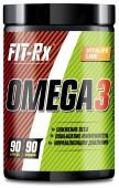Fit-Rx Omega 3, 90 кап.