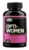 Optimum Nutrition Opti-women, 120 кап.