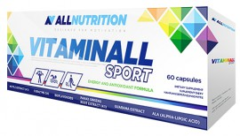 All Nutrition Vitaminall Sport, 60 кап.