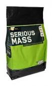 Optimum Nutrition Serious Mass, 5440 гр.