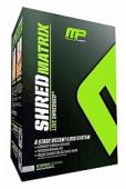 MusclePharm Shred Matrix, 120 кап.