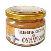 Король Орех Паста арахисовая Крем из фундука, 200 гр.