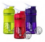 Шейкер Blender Bottle SportMixer, 591 мл.