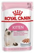 Влажный корм для котят ROYAL CANIN KITTEN INSTINCTIVE паштет, 85 гр.