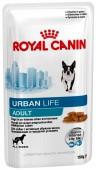 Влажный корм для собак ROYAL CANIN URBAN LIFE ADULT соус, 150 гр.