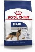 Сухой корм для собак ROYAL CANIN Maxi Adult крупные породы, 4 кг.