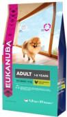 Сухой корм для собак EUKANUBA DOG миниатюрные породы, 1.5 кг.