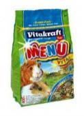 Корм для морских свинок VITACRAFT Menu Vital, 400 гр.