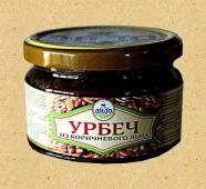 Урбеч-паста из коричневого льна, 270 гр.