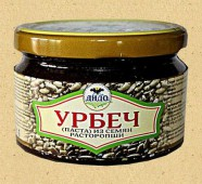 Урбеч-паста из семян расторопши, 270 гр.