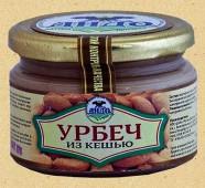 Урбеч-паста из кешью, 270 гр.