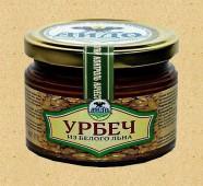 Урбеч-паста из белого льна, 270 гр.