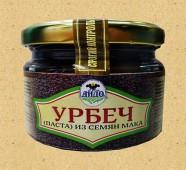 Урбеч-паста из семян мака, 270 гр.