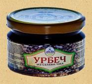 Урбеч-паста из семян чиа, 270 гр.