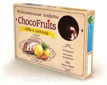 Конфеты ChocoFruits - Айва и Шоколад 90 гр.