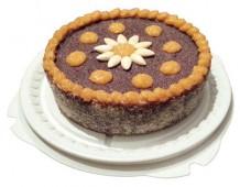 Торт сыроедческий Маков цвет, 1200 гр.