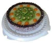 Торт сыроедческий Тропический бриз, 1200 гр.